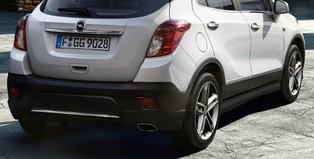 Opel mokka design ext rieur accessories for Opel mokka opc line paket exterieur
