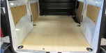 Wooden Floor - Vehicles with two Sliding Side Doors - L3