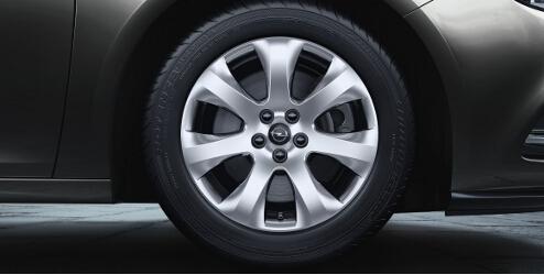 Opel Astra J Gtc Felgi Aluminiowe 17 Akcesoria