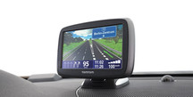 Support FlexDock® système de navigation TomTom GO 40 inclus