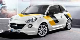 Opel Adam Accessories Motorsport Foil Kit