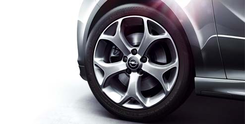 Alloy Wheels 17 inch