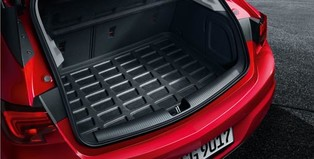 Hard Cargo Tray, Reversible and Water-Resistant