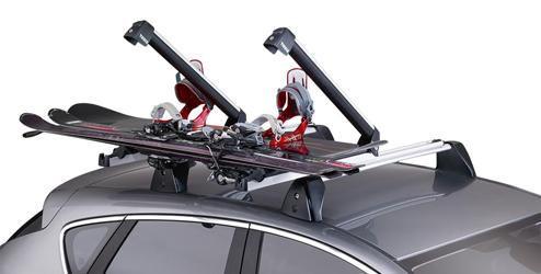 Opel Astra K 5dv Držiak na lyže snowboardy Accessories 934df0f97bd