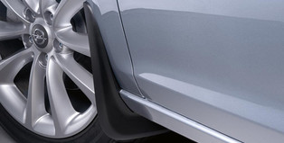 Splash Guards - Molded (front)
