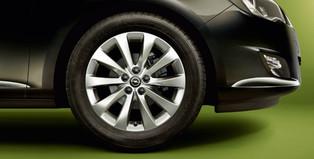 Opel Astra J Sedan Felgi Aluminiowe 17 Akcesoria