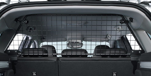 Opel Astra K Sports Tourer Accessories Hard Cargo Tray