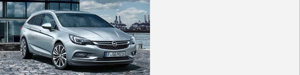 Opel Astra K Sports Tourer Catalogue