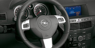 Opel Astra H GTC Interior Design Accessories