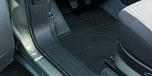Floor Mats, All Weather, 2pc - Cargo