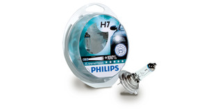 Philips Xtreme Vision, H7 halogen bulbs