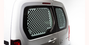 Protection Grill - Rear Doors