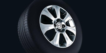 Alloy Wheel 15 inch - 7-spoke