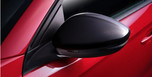 Carbon Exterior Mirror Cover