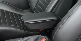 Opel Corsa E 5 Dr Accessories Armrest Black
