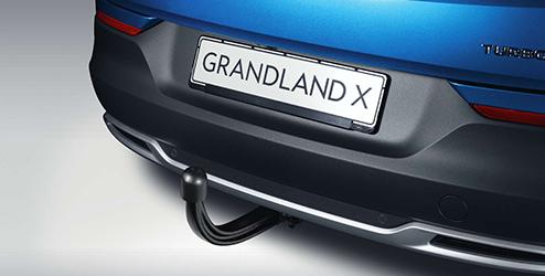 vendita a buon mercato nel Regno Unito prezzo di fabbrica scarpe esclusive Opel Grandland X Gancio di traino Accessori