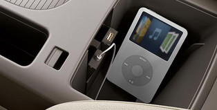 iPod® Interface / USB connection - Multimedia Interface