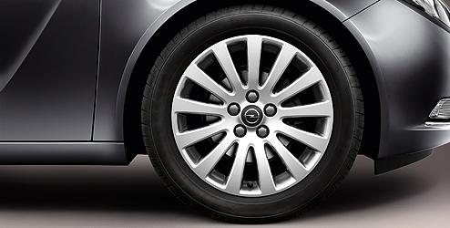Opel Insignia Accessories | Alloy Wheel 18 inch - 13-spoke