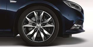 Opel Insignia B Sports Tourer Accessoires Lichtmetalen