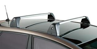 Opel meriva barre portatutto da tetto accessori for Barre portatutto t roc