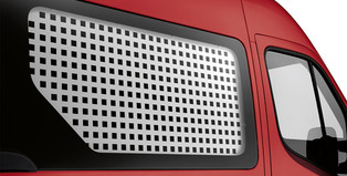 Protection Grill Side Window