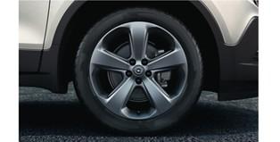 Opel Accessoires Mokka X Lichtmetalen Velg 18 5 Spaken