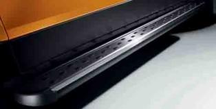 Opel mokka accessoires side steps for Opel mokka opc line paket exterieur