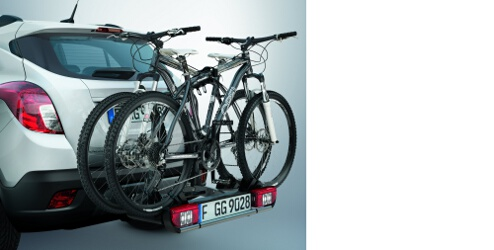 Opel Mokka Bike Carrier Accessories