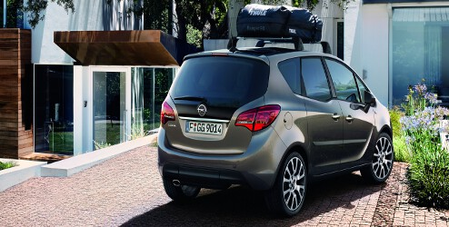 opel meriva b accessories box tetto thule dynamic 800. Black Bedroom Furniture Sets. Home Design Ideas