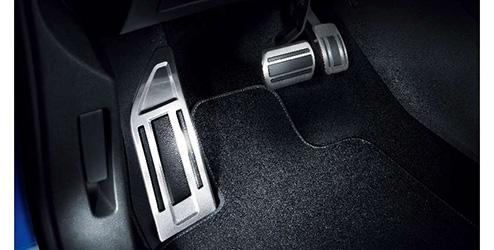 sporco online dove acquistare outlet online Opel Grandland X Accessori | Copri pedali acciaio inossidabile OPC ...