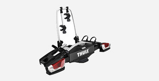 "Thule Towing Hitch Mounted Bike Carrier ""Coach 2 - 274"", 2-bikes"