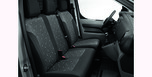 Seat Cover Fabric - Front  - 1+2 seat monobloc seat
