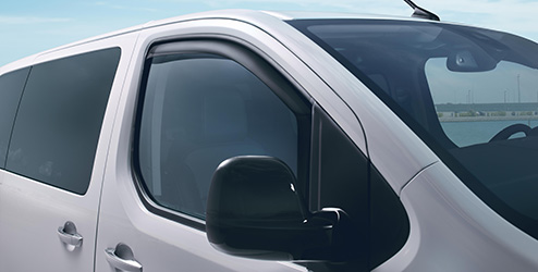Side Wind Air Deflectors