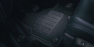 Floor Mats Economy Carpet - 2nd seat row